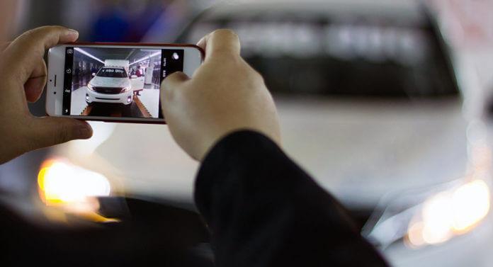 Как сфотографировать автомобиль для продажи