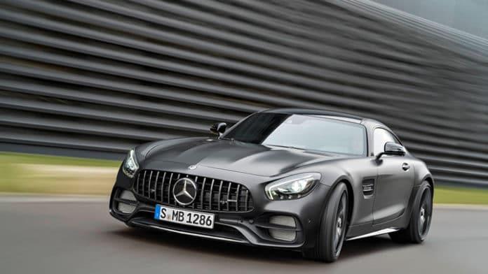 Mercedes AMG 2018