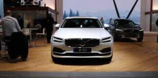 Volvo S90 2018 фото